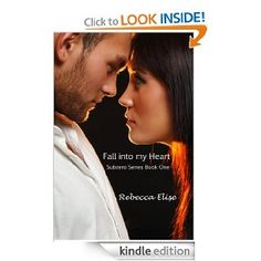 Fall into my Heart (The Subzero Series, #1) by: Rebecca Elise - Three months after finding her fiancé in bed with another woman, Chloe Carver decides she needs a change and relocates from New York to London.  Her hope is that she will become more daring and impulsive. What she doesn't expect is Jack, her hot rocker neighbor, who manages to turn her from a confident young woman into a bumbling fool at the sight of his crooked smile and gorgeous blue eyes.