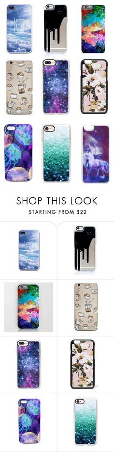 """""""Untitled #136"""" by weirdoqueen on Polyvore featuring Casetify, Dolce&Gabbana, Nikki Strange and Hot Topic"""