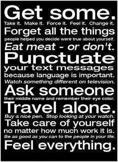 sound advice by Tinemor