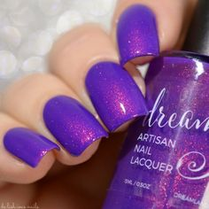 Dreamland Lacquer Valentine's 2017 Power Ballads – The Search is Over