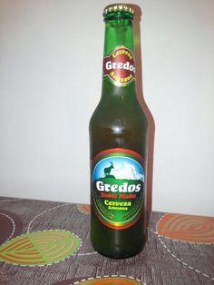 Gredos Doble Malta #CervezaArtesana