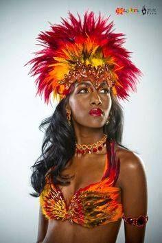 Explosion Carnival Costumes for Trinidad Carnival 2012 Phoenix . Trinidad Carnival, Caribbean Carnival, Rio Carnival, Carnival Makeup, Carnival Costumes, Dance Costumes, Pheonix Costume, Mardi Gras, Fire Costume