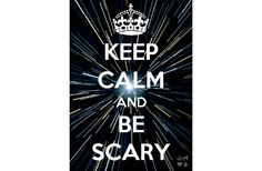 lol totaly love scary things ps. posted from tablet
