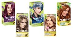 Garnier Nutrisse Hair Color Products 50% Off At Walgreens!