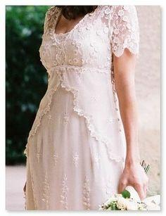 martin mccrea couture | ... Vintage Style Martin McCrea Couture Lace Cap Sleeve Bridal Gown. Long time favorite Designer.