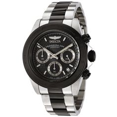 invicta watches | Invicta 6934 Men's Speedway Chronograph Two-tone Stainless Steel Watch
