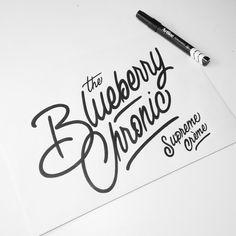 Blueberry chronic 🤘