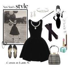 """""""Happy New Year."""" by larmoiredelapetitepa on Polyvore"""