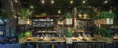 Segev Kitchen Garden Restaurant by Studio Yaron Tal, Hod HaSharon – Israel » Retail Design Blog