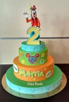 Goofy Cake :-) - Cake by simonelopezartist