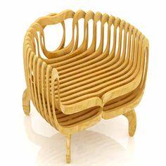 Cadeira Rapigattoli / Rapigatolli chair