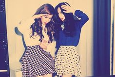 """Girls' Generation's Tiffany & Taeyeon, Mug Shots Of The Criminals? """"Please Don't Take Pictures"""" http://www.kpopstarz.com/articles/153370/20141219/girls-generation-tiffany-taeyeon-mug-shots-of-the-criminals-please-dont-take-pictures.htm"""