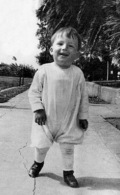 little Gregory Peck