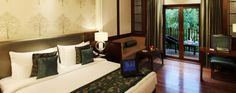 Ananta Spa & Resorts, Pushkar, India Resort Spa, Choices, The Unit, India, Curtains, Luxury, Bed, Places, Rooms