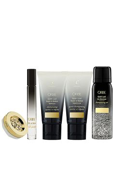 Shop for Oribe Travel Essentials Set in  at REVOLVE. Free 2-3 day shipping and returns, 30 day price match guarantee.