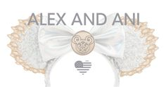 It's a new month, and that means new ears from the Disney Parks Designer Collection! This month is the limited edition Alex and Ani Minnie Mouse Headband! Pandora Leather Bracelet, Pandora Bracelets, Wrap Bracelets, Minnie Mouse Headband, Disney Tanks, Disney Bows, Diamond Pendant, Diamond Rings, Antique Jewelry