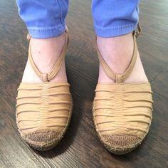 Earth Spirit shoes Sz 7  #Earth #PlatformsWedges
