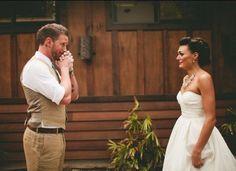 Des photos de mariage du point de vue de la mariée