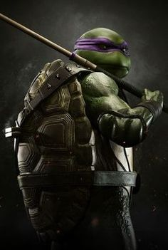 Browse screenshots, concept arts, videos, and wallpapers for Injustice 2 Injustice 2, Ninja Turtles Art, Teenage Mutant Ninja Turtles, Teenage Turtles, Arte Dc Comics, Oeuvre D'art, Cartoon, Geek, Childhood