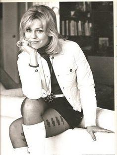 Christina Schollin, Swedish actress