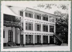 R.K. school aan de Wanicastraat 1945
