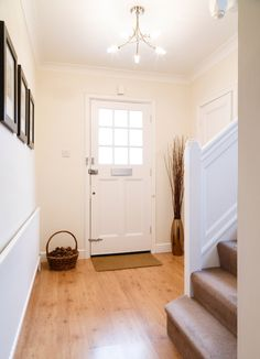 Keep your entrance neat, clutter free, and well lit to allow Chi to flow freely throughout your home.