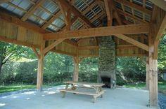 outdoor picnic structure | Gazebos, Outdoor Pavilion Structures and Gazebos, Picnic Shelters ...