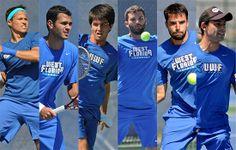 UWF men's tennis ranked No. 1 in nation by ITA (Alex PEYROT, Tony RAJAOBELINA)