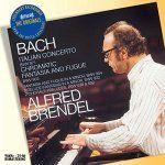 Bach : Concerto Italien BWV 971, Fantaisie Chromatique et Fugue BWV 903: BRENDEL ALFRED MUSICA CLASICA INTERNATIONAL Cet article Bach :…