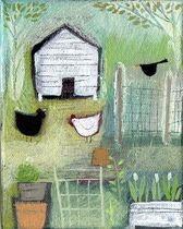 Louise Rawlings Art - Allotments & Gardens