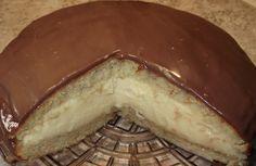 Σας αρέσουν τα κωκ; Αν ναι, δεν έχετε παρά να δοκιμάσετε αυτή την καταπληκτική τούρτα κωκ! Θέλει λίγο χρόνο για... Greek Sweets, Greek Desserts, Party Desserts, Greek Recipes, Desert Recipes, Low Calorie Cake, Food Network Recipes, Cooking Recipes, Homemade Sweets