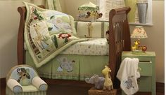 #lion themed baby nursery
