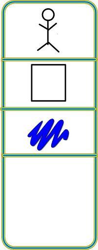 juego de cartas de atributos para los bloques lógicos de Dienes - angeles ulecia - Àlbums web de Picasa Einstein, Tangram, Math Games, Pre School, Autism, Homeschool, Therapy, Teacher, Album
