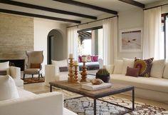 wohnzimmer im italienischen stil
