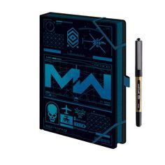 Modern Warfare Premium A5 Notizbuch-Set Call of Duty