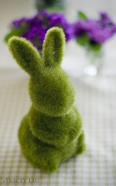 I want one! Easter bunny