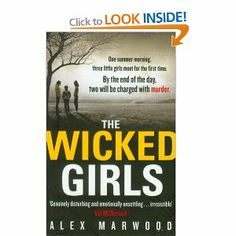 This is The Wicked Girls. Soon to be available in 15 languages, including Murcan. Shortlisted for the Edgar Allen Poe award, 2014, and one of Stephen King's 10 best reads of 2013