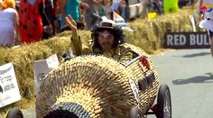 Creativity Contest In Argentina – Red Bull Soapbox Race 2013 (VIDEO)