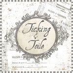 Ticking and Toile: I am IN LOVE with her style!!!!!  This page~cold weather crafts~super cute stockings made from shirts, sweaters, scarves...