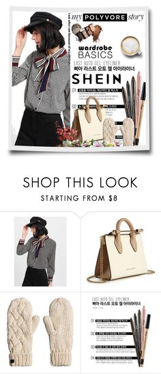 """""""Untitled #358"""" by naturlover ❤ liked on Polyvore featuring Strathberry and Caffé"""