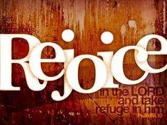 """Rejoice""  via ~ The Dusty Roads Experience"