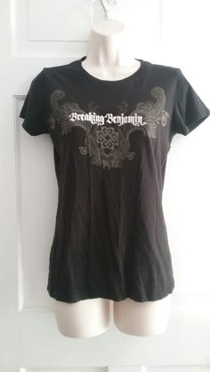 6b9df48dd25c Breaking Benjamin Band T-shirt