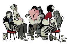 Alerta médica en Madrid por el juego sexual del 'muelle'. También se conoce la 'ruleta sexual' y hay grupos de adolescentes que lo practican sin protección; pierde el chico que primero eyacule. Los médicos advierten que están aumentando los embarazos, las enfermedades de transmisión sexual y los desgarros en el caso de las chicas. Lucas de la Cal | El Mundo, 2017-01-08 http://www.elmundo.es/madrid/2017/01/08/5870df0fe2704ea2588b458e.html