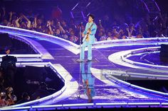 Photo d'actualité : Prince performs during the 'Pepsi Halftime Show'...