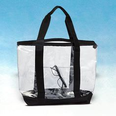 Liberty Bags-Game Day Clear Tote-7012