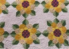 image sunflower quilt - Bing Images