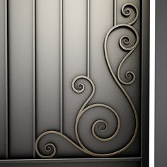 Fantastic Photos Wrought Iron doors Popular Residence redecorating with wrought iron is as powerful right now since the wrought iron steel itself. Window Grill Design Modern, Grill Door Design, Wrought Iron Decor, Wrought Iron Gates, Welding Art, Welding Projects, Welding Tools, Metal Welding, Welding Ideas