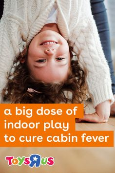 Snow shoveling? No way! With these cures for cabin fever, there's no way boredom will creep in when they're stuck indoors. Check out these indoor toys and games, there's a ton of play to see!