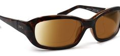Verona Tortoise Copper Sunglasses for Dry Eye syndrome