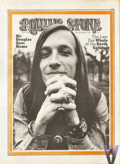 Doug Sahm on the cover back when it was still a hippie rag. Better than now, for sure.